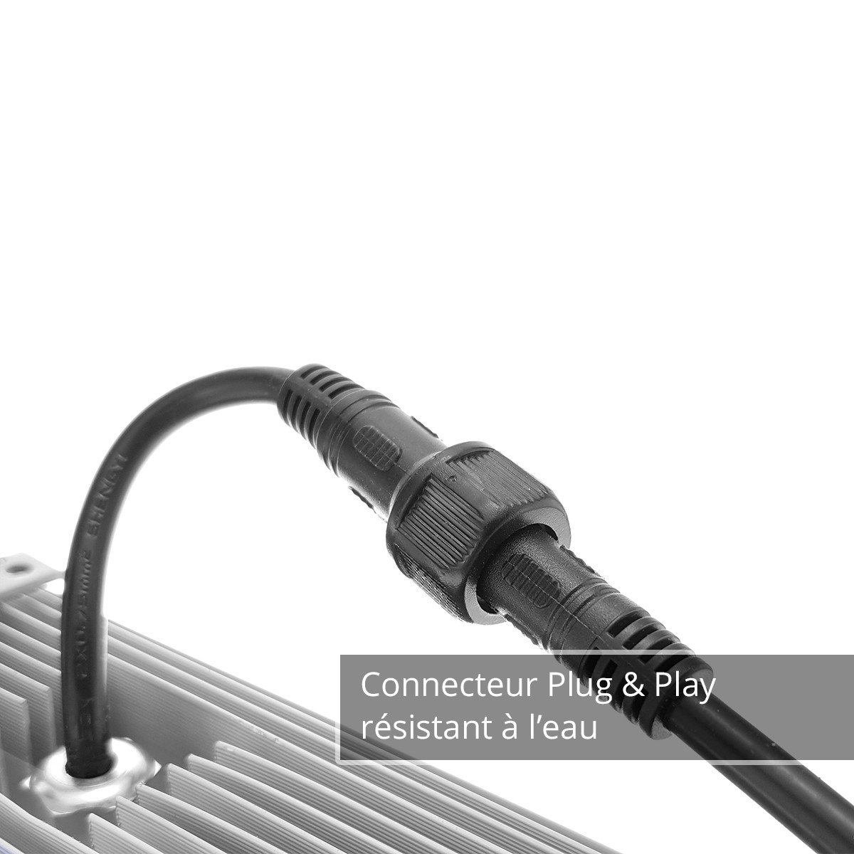 TM 25W 30cm - Lampe horticole LED pour terrariums - Simple à utiliser et performante