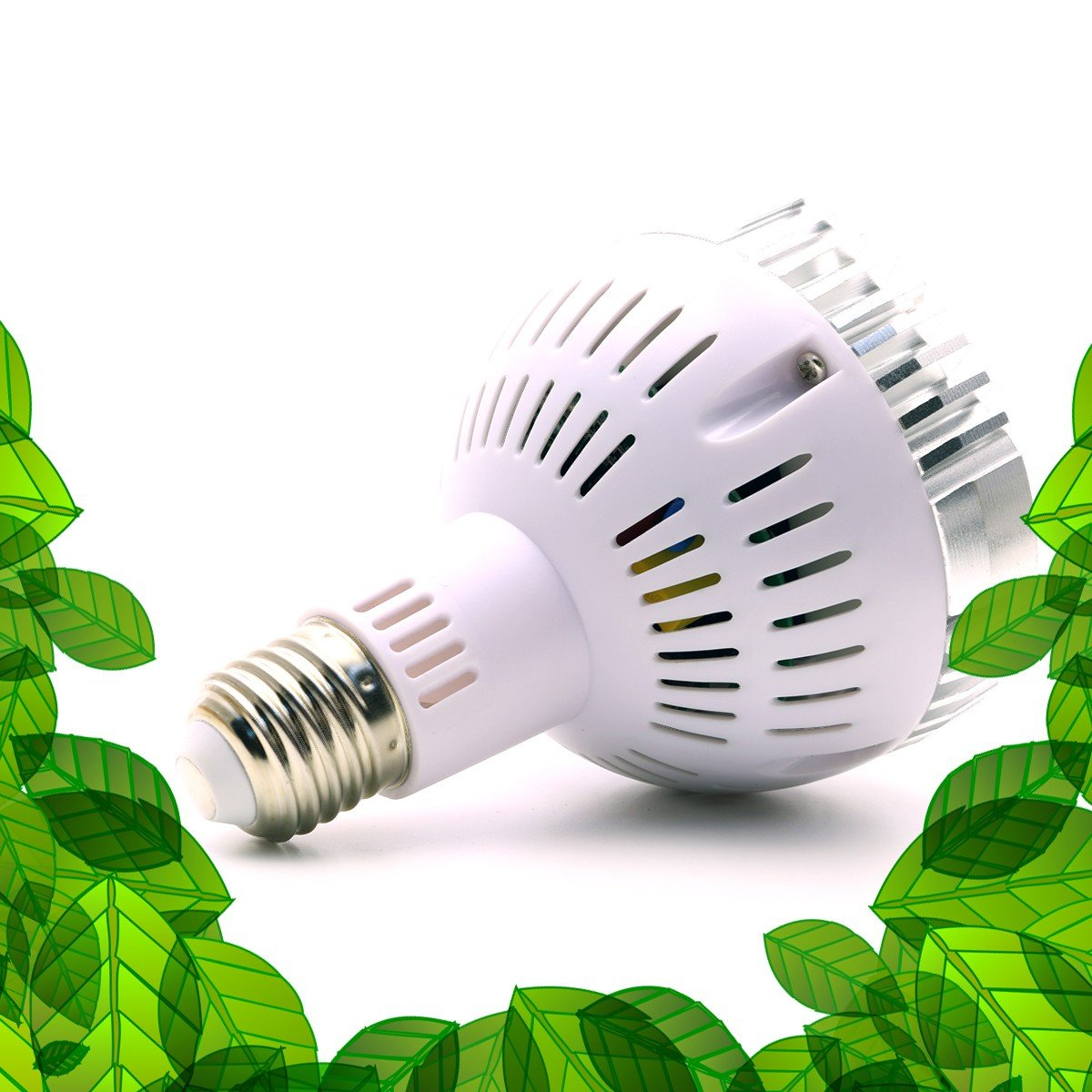 spectrabulb x30 ampoule horticole leds blanches pour terrarium 30w leds osram e27 terraled. Black Bedroom Furniture Sets. Home Design Ideas